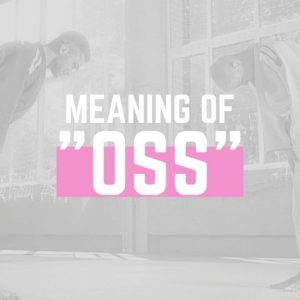 What does OSS mean
