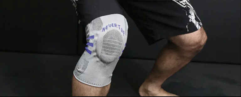 best bjj knee guard