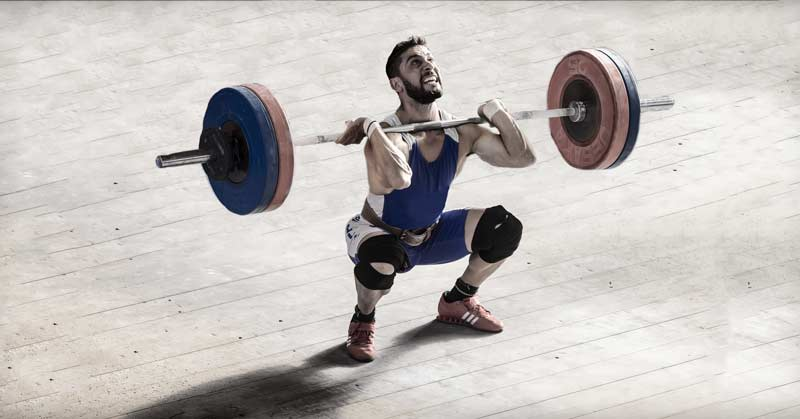 Olympic Lifts: The Importance of Peak Velocity and Recommended Guidelines |  SimpliFaster