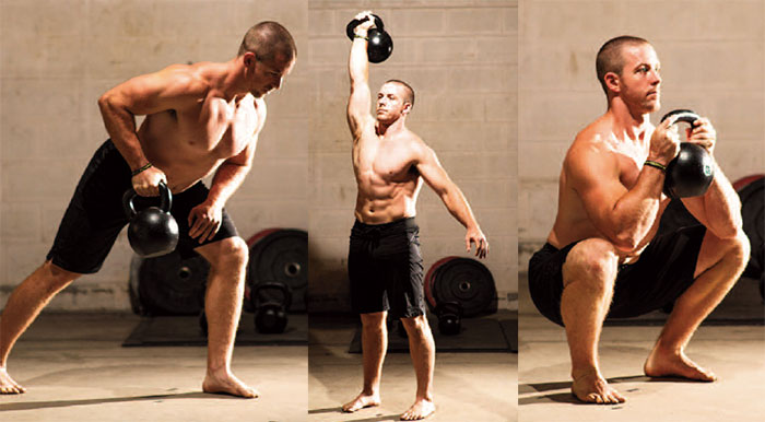 The Best and Simplest One Kettlebell Workout | RKC School of Strength