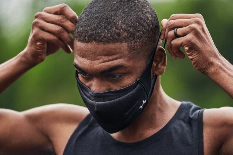 best workout mask